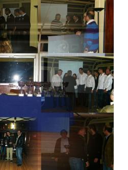 Απονομές Πρωταθλήματος Ανοιχτής Θάλασσας 2009