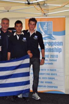Ευρωπαϊκό Πρωτάθλημα J24 2010