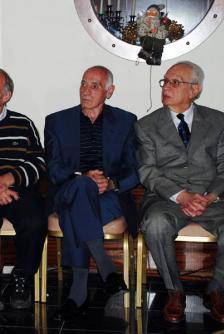 Ιωάννης Καριοφύλλης, Παναγιώτης Μπατσής, Νικόλαος Στύλλας, Πλούταρχος Δέλλας, Γε