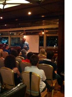 Ομιλία για την Αστρονομική Ναυτιλία από τον Νότη Μπατσή