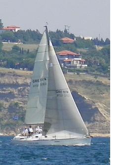 Αγώνες Ανοιχτής Θάλασσας Κύπελλο ΝΟΘ Ι & ΙΙ - 2012
