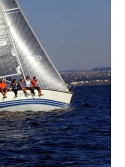Τρίτο Σαββατοκύριακο Αγώνων Πρωταθλήματος Ανοιχτής Θάλασσας ΝΟΘ