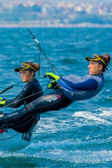 420&470 Junior European Championships 2015