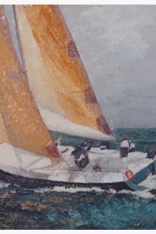 Έκθεση Ζωγραφικής Μίνας Γερασίμου-Καλπίδου