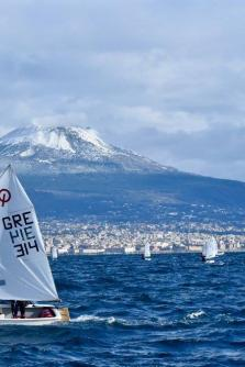 24ος Διεθνής Ιστιοπλοϊκός Αγώνας Trofeo Marcello Campobasso