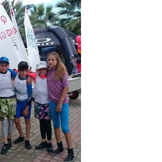Πανελλήνιο Κύπελλο Optimist 11χρονων 2017