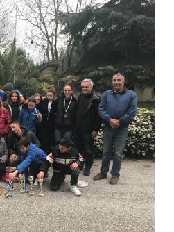 Ο Ναυτικός Όμιλος Θεσσαλονίκης Πρωταθλητής Όμιλος Περιφέρειας 2018