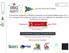 BBQ Party 2015