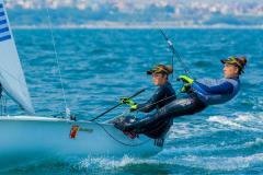 420&470 Junior European Championships 2015