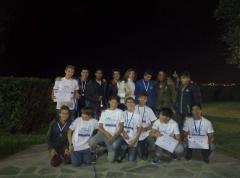 Η αγωνιστική Ομάδα Τριγώνου του Ν.Ο.Θ