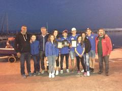 Πανελλαδικοί Αγώνες Πρόκρισης για τις Εθνικές Ομάδας Optimist και Laser 4.7