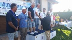 Μαμτουμίδης Χρήστος  (ΝΟΘ) -Τζουμάρης Θεόδωρος (Αλεξανδρούπολη) - Xρυσό μετάλλιο