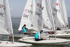 Περιφερειακό πρωτάθλημα Optimist & Laser 4.7