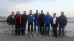Πανελλήνιο Πρωτάθλημα OPEN 2017 Laser Rdl Ανδρών/Νέων Ανδρών/Εφήβων