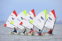 Thessaloniki Optimist Team Race 2018