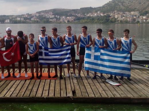 Βαλκανικό πρωτάθλημα κωπηλασίας 2016