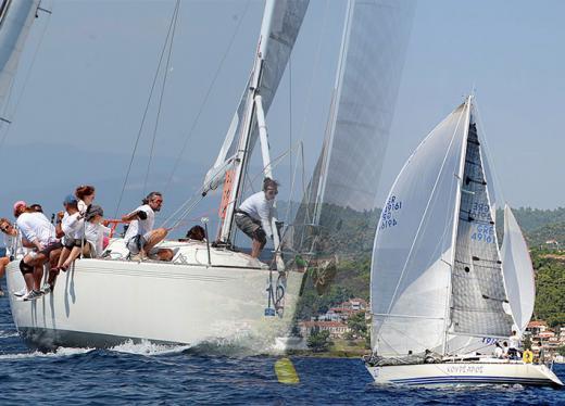 Πρωταθλητές Ανοιχτής Θάλασσας 2016 Κουρσάρος και Ellinixx - MUSTO