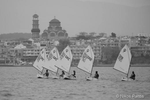 Περιφερειακό πρωταθλήματα Optimist & Laser 4.7 Β. Ελλάδας 2017