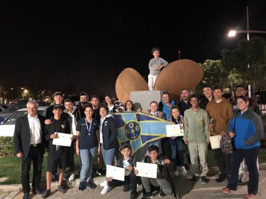 Ιστιοπλοϊκοί αγώνες Αφανούς Ναύτη 2019